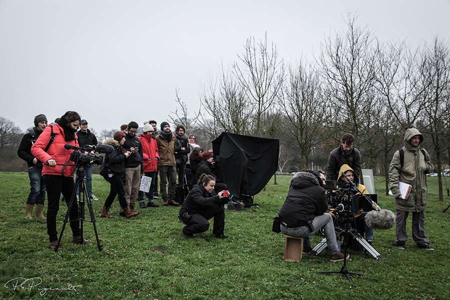 tournage extérieur - Random saison 02
